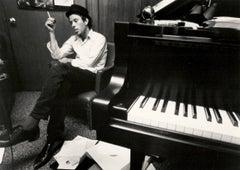 Tom Waits, Hollywood, CA, 1980