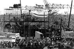 Woodstock Stage, Bethel, NY 1969