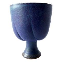 Henry Gernhardt Stoneware American Modern Chalice Form