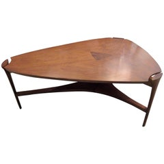 Henry Glass for SJ Cambell American Modern Coffee Table