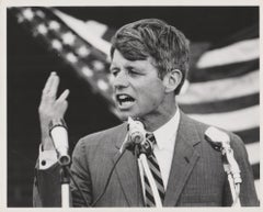 Henry Grossman, Bobby Kennedy, Election campaign, 1968