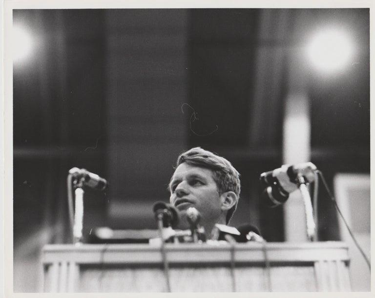 Henry Grossman, Bobby Kennedy, Election campaign, 1968 - Photograph by Henry Grossman
