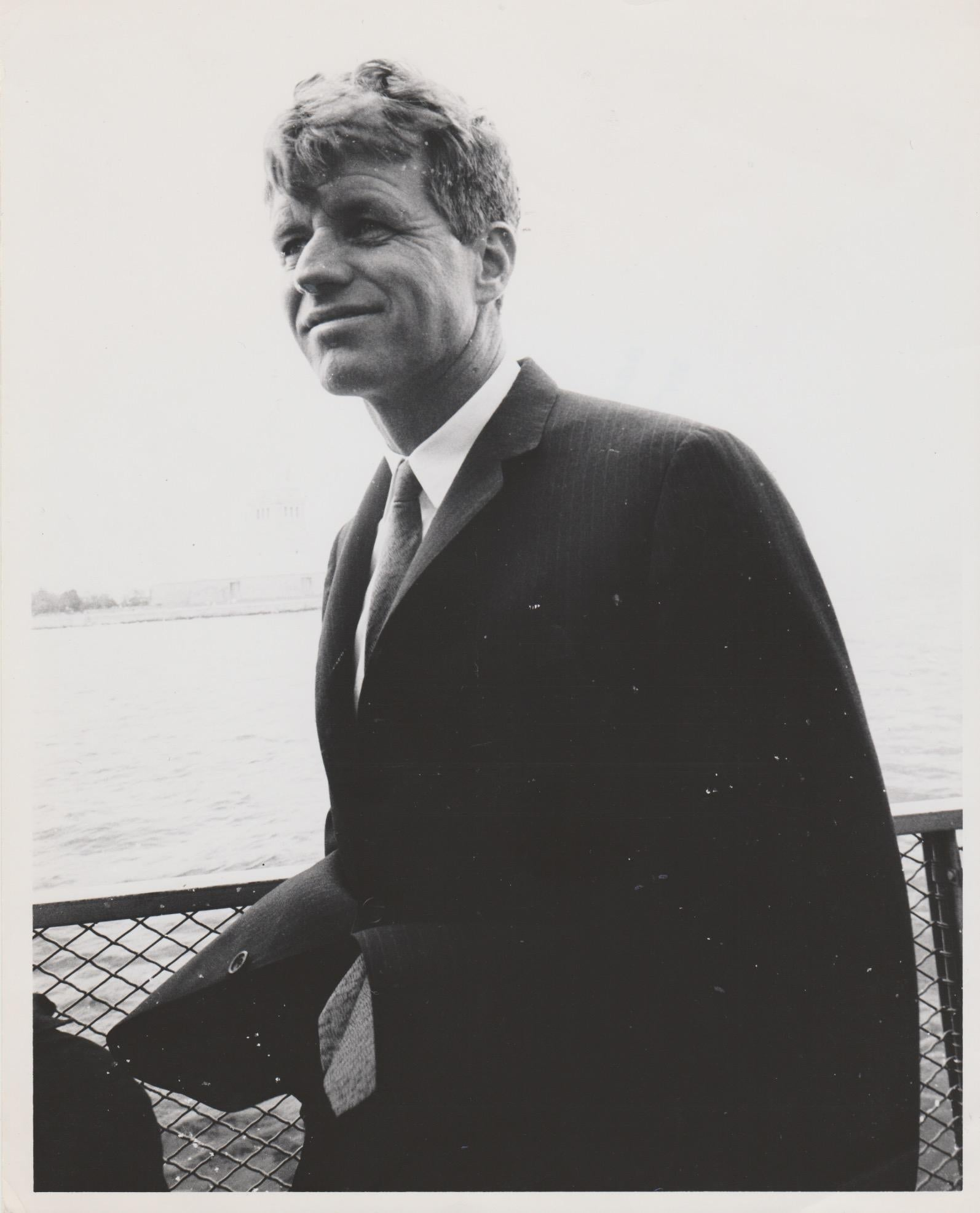 Henry Grossman, Bobby Kennedy, Election campaign, 1968