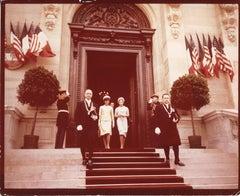 Jackie Kennedy in Paris