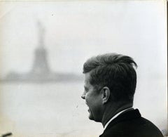 Magnificent Portrait of John Fitzgerald Kennedy - Press Photo - 1960s