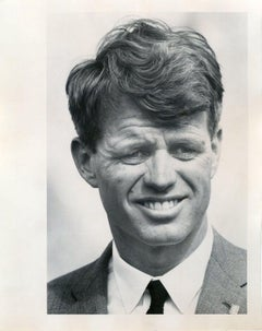 Portrait of Robert Kennedy - Original Photo by Henry Grossman - 1968