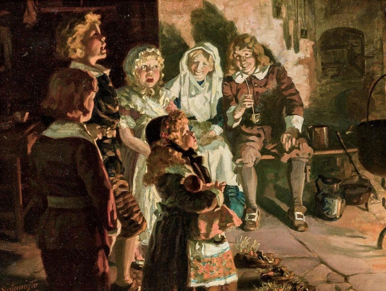 Henry Hintermeister Interior Painting - Sing Along