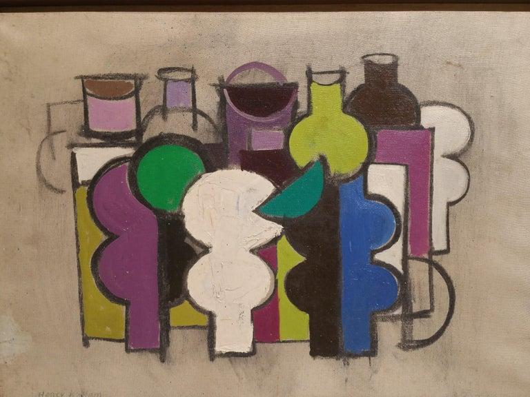 Henry Kallem Still-Life Painting - Still Life