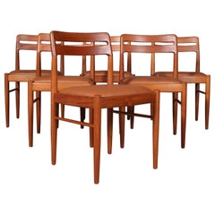 Henry Klein Six Dining Chairs