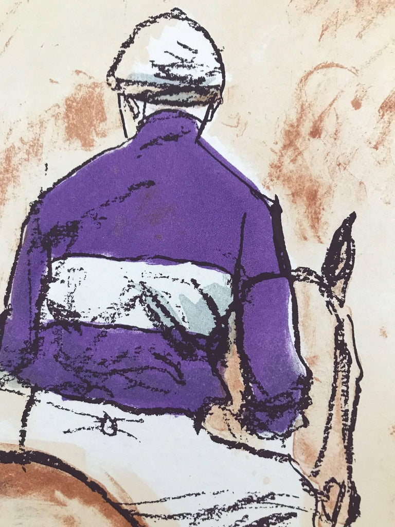 Untitled (Horse Race, Edition 15/125) 1