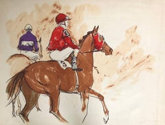 Untitled (Horse Race, Edition 15/125)