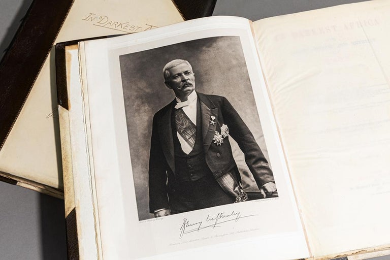 Henry M. Stanley, in Darkest Africa In Good Condition In New York, NY