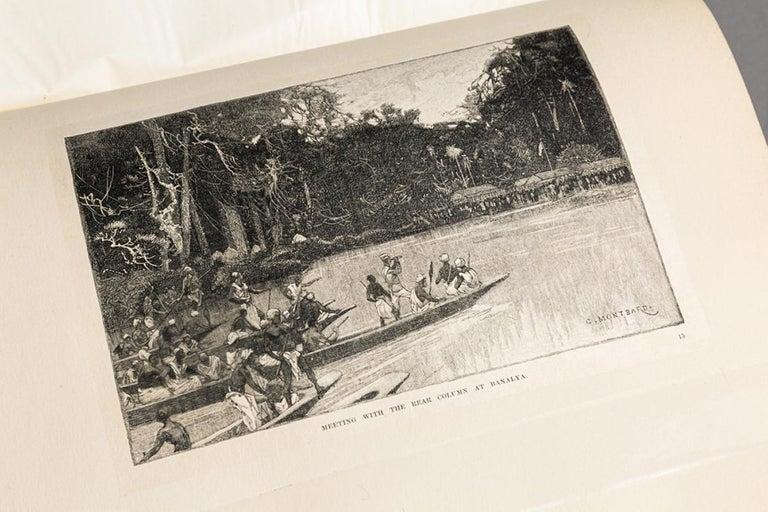 Late 19th Century Henry M. Stanley, in Darkest Africa