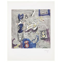 Henry Moore, Limited Edition Signed Photolithography, 1971