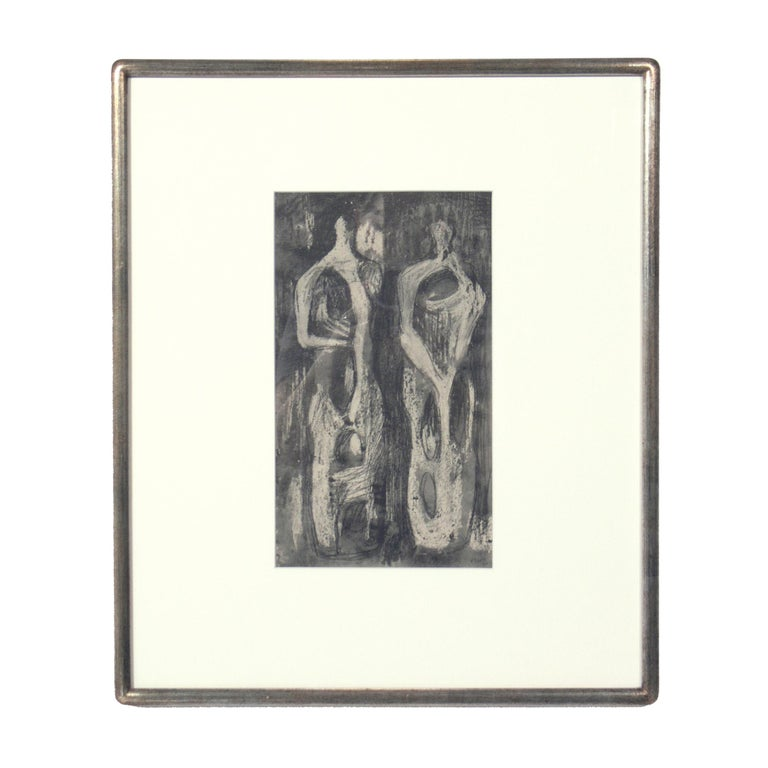 Mid-20th Century Henry Moore Modernist Prints For Sale