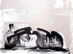 Henry Moore -  Original Lithograph