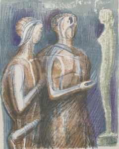 Henry Moore, Minerva, Prometheus and Pandora
