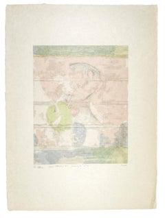 Slipcase - Henry Moore, Lithograph, Prints, Contemporary Art, Original prints