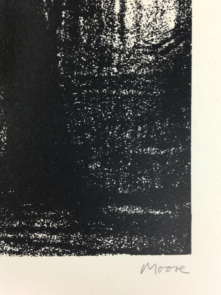 The Forest - Modern Print by Henry Moore