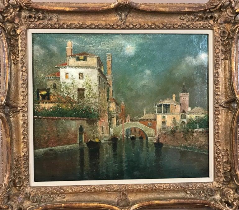 Henry Pember Smith Landscape Painting - Venice
