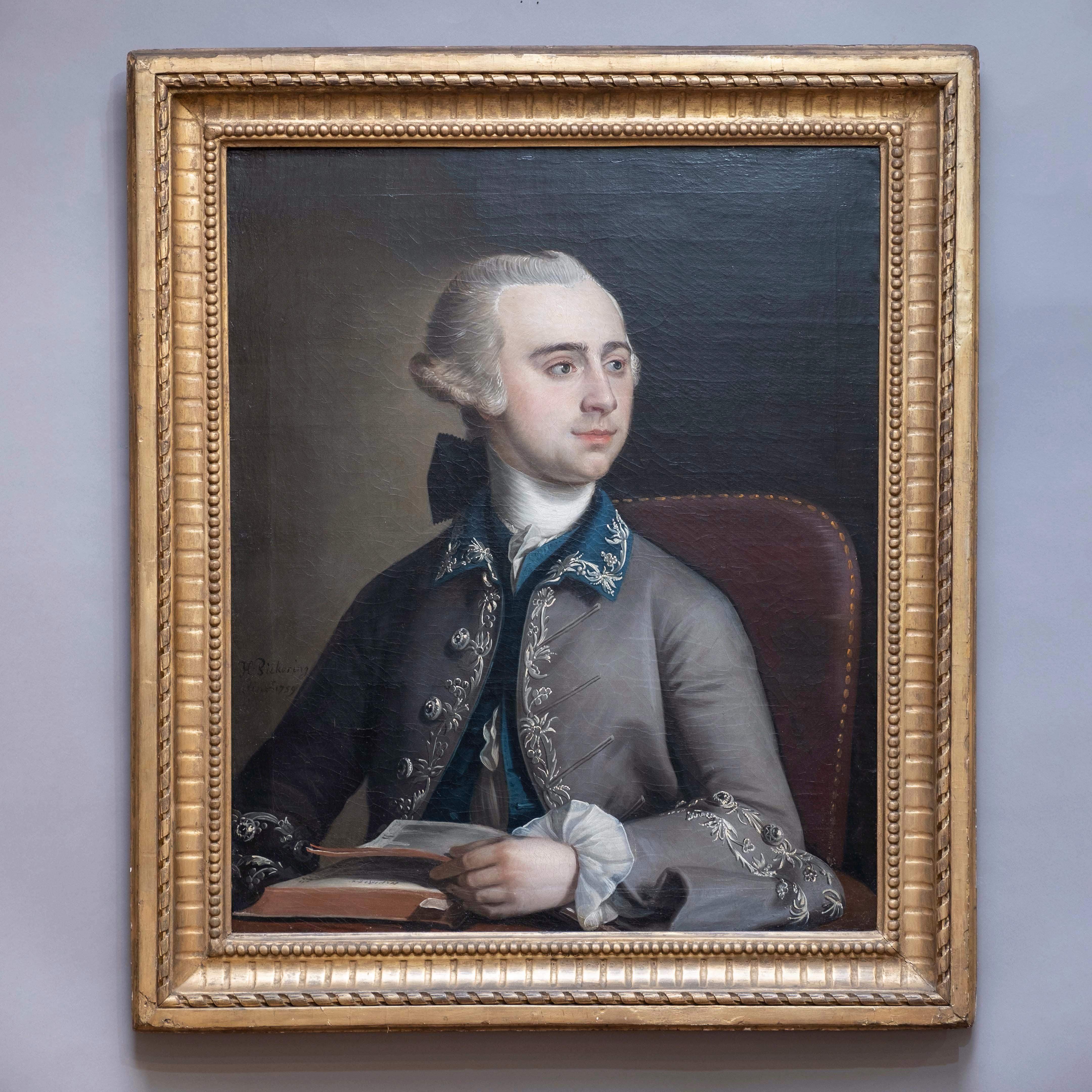 Henry Pickering, Portrait of a Gentleman