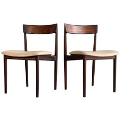 Henry Rosengren Hansen for Brande Model 39 Dining Chair Illums Bolighus