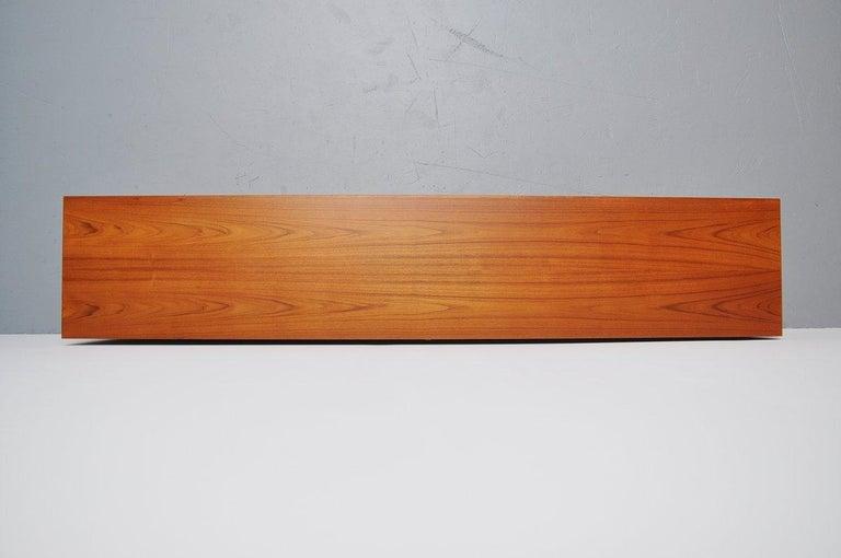 Danish Henry Rosengren Hansen Teak Sideboard, Denmark, 1960 For Sale