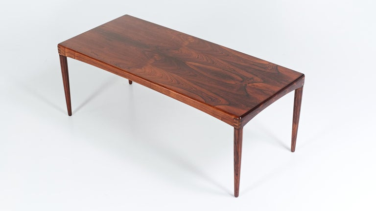Henry Walter Klein, Coffee Table for Bramin, 1968 For Sale 2