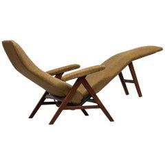 Henry Walter Klein Reclining Chair by Bramin Møbler in Denmark