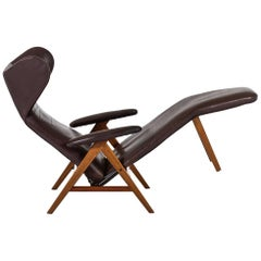 Henry Walter Klein Reclining Chair by Bramin Møbler in Denmark