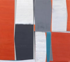 Tectonic 2 - Cubist Abstract Original Artwork