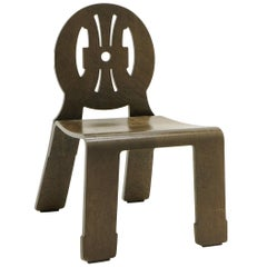 Hepplewhite Chair by Robert Venturi and Denise Scott Brown by Knoll, 1984