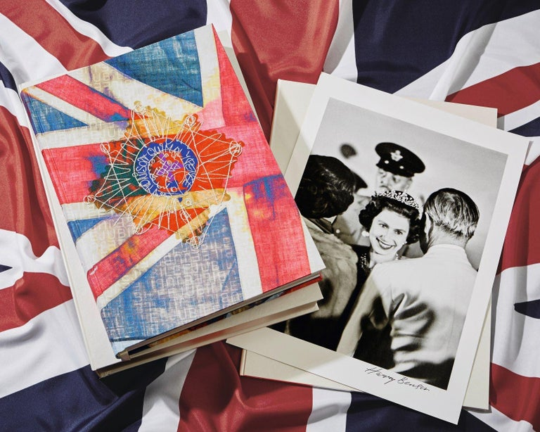 Paper Her Majesty, Vivienne Westwood Edition No. 1-500, Harry Benson 'Royal Greeting' For Sale