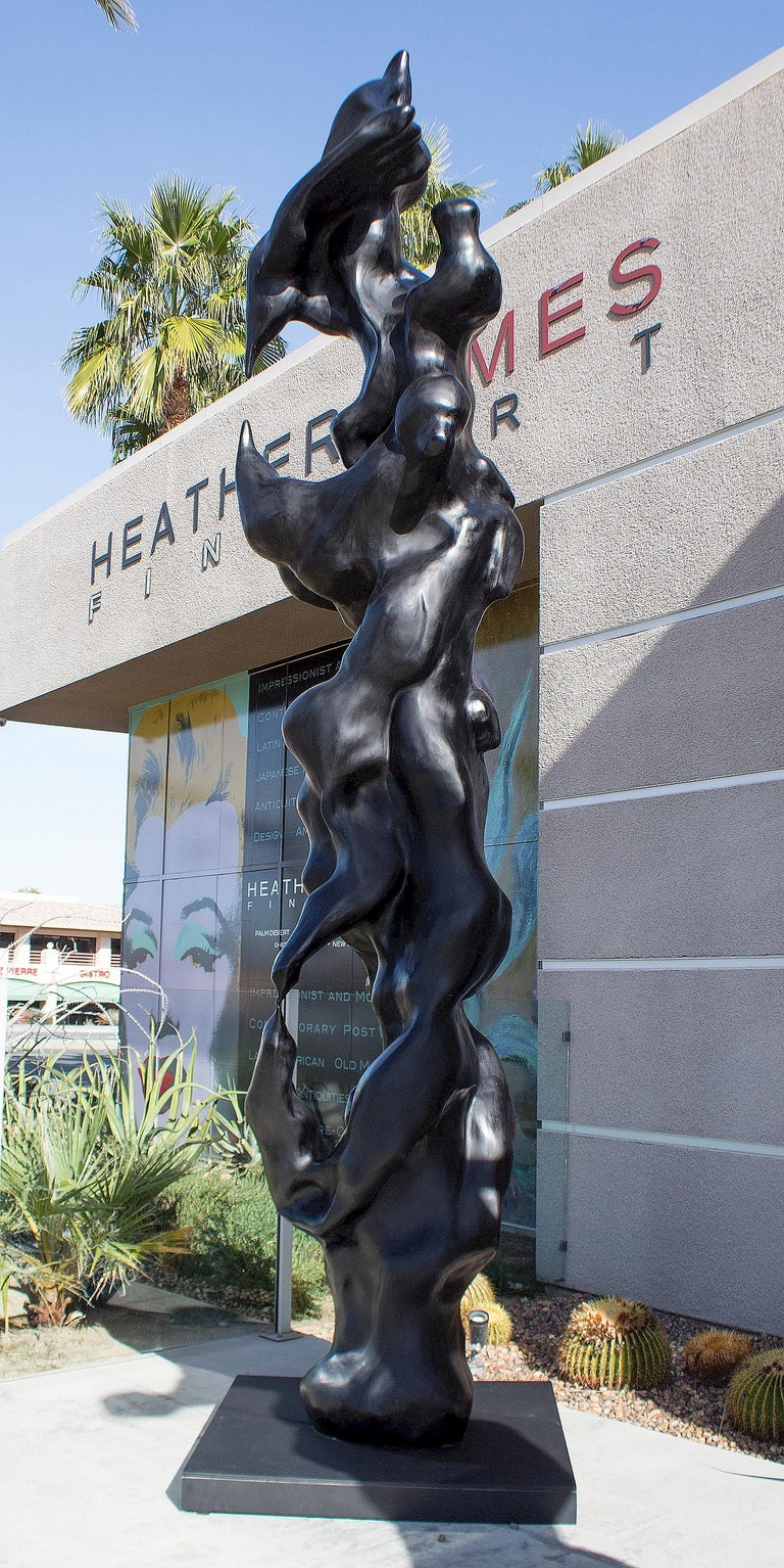 Freedom - Sculpture by Herb Alpert