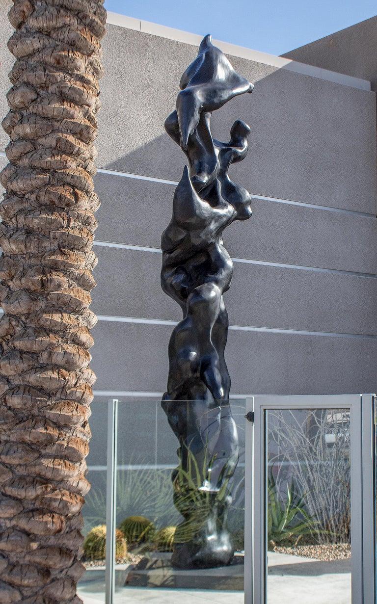 Freedom - Contemporary Sculpture by Herb Alpert