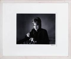 """Rod Stewart"", Framed Photograph by Herb Greene, circa 1966"