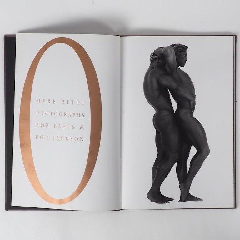Herb Ritts Duo First Edition 1991 For Sale 1