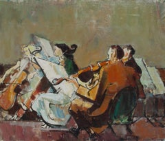 String Section Worcester Orchestra