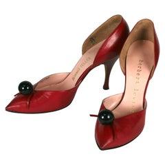 Herbert Levine Red Stilettos