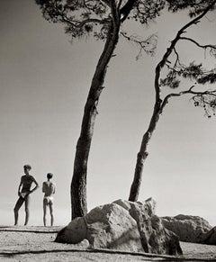 Junge Männer auf Naxos