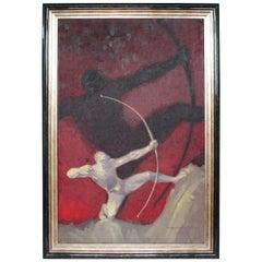 'Hercules' by Edmond Maurus