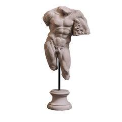 Hercules Farnese Sculpture