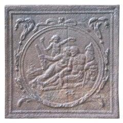 'Hercules Spinning at Omphale's Feet' Fireback