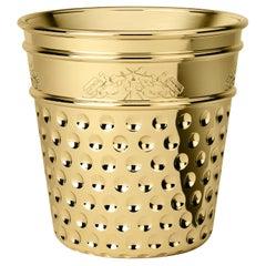 Here Ice Bucket Gold By Studio Job