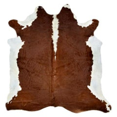 Hereford Cowhide Rug