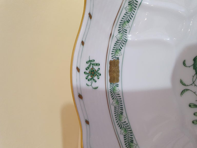 Hungarian Herend Hand Painted Porcelain