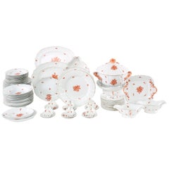 Herend Hungarian Dinner Service / Serving Pieces