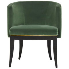 Heritage Collection Emerald Armchair