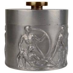 Herman Bergman, Jar, Stockholm, 1940