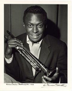Miles Davis, Birdland, New York, 1949
